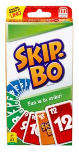 tales from the dad side - Skip-Bo