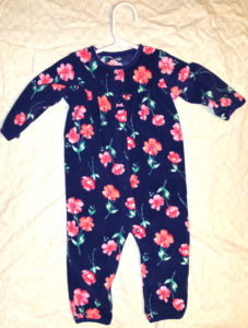 What's the difference - TFDS Flower Outfit
