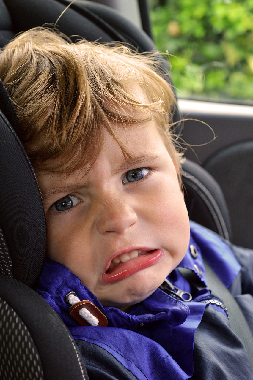 Is My Toddlers Car Seat Safe for Them? - TFDS