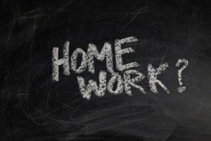 schools ban homework - TFDS