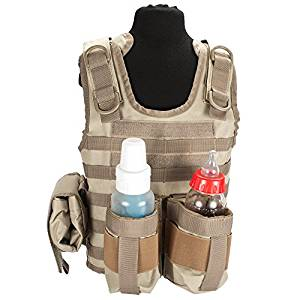 Tales from the Dad Side - tactical vest