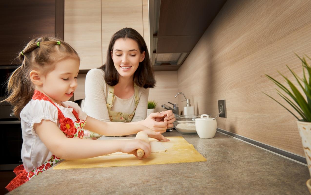 Kid Safety in the Kitchen